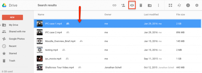 How to Embed Videos from Google Drive to Website Pages